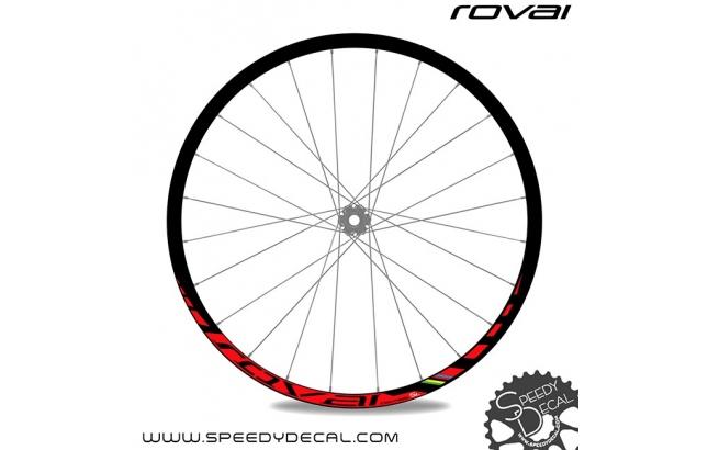 Roval Control SL carbon 29er anno 2013 - adesivi per ruote