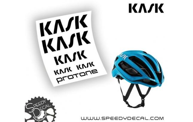 Kask Protone 2016-17 - kit di adesivi per casco
