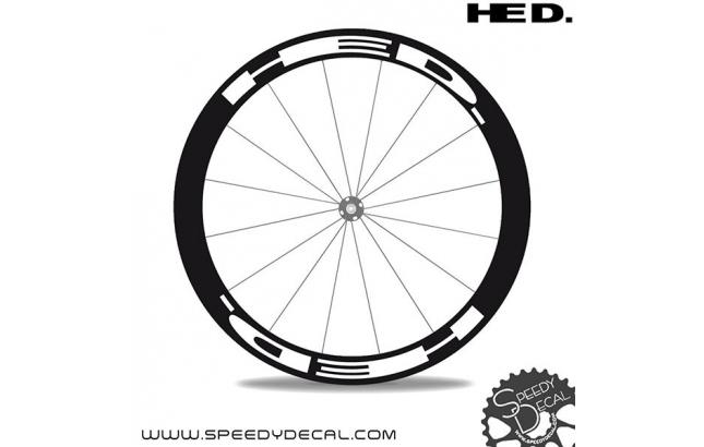 HED Stinger 5 - adesivi personalizzati per ruote strada