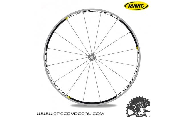 Mavic Ksyrium Elite S - adesivi per ruote