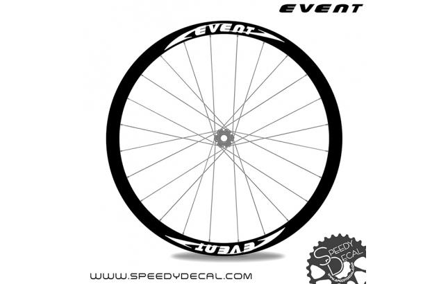 EVENT by DMX PRO - adesivi per ruote
