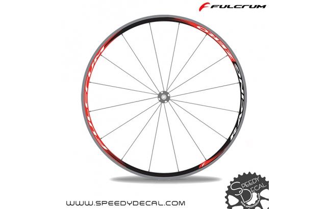 Fulcrum racing zero 2013 - adesivi per ruote