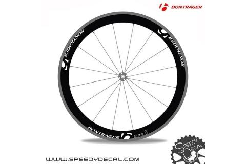 Bontrager Aura 5 adesivi personalizzati per ruote